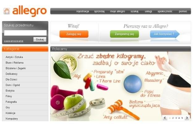 Nowy system komentarzy na Allegro wywołał dużo emocji wśród użytkowników serwisu /materiały prasowe