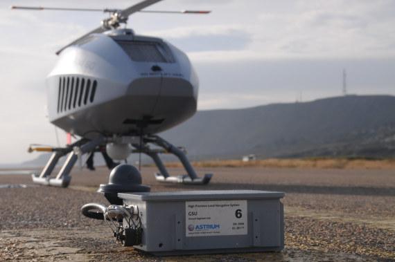 Nowy system lądowania na pokładach okrętów dla samolotów i dronów wkrótce pojawi się w państwach NATO / inf.prasowa /&nbsp