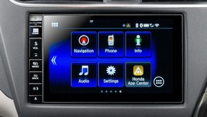 Nowy system multimedialny Honda Connect