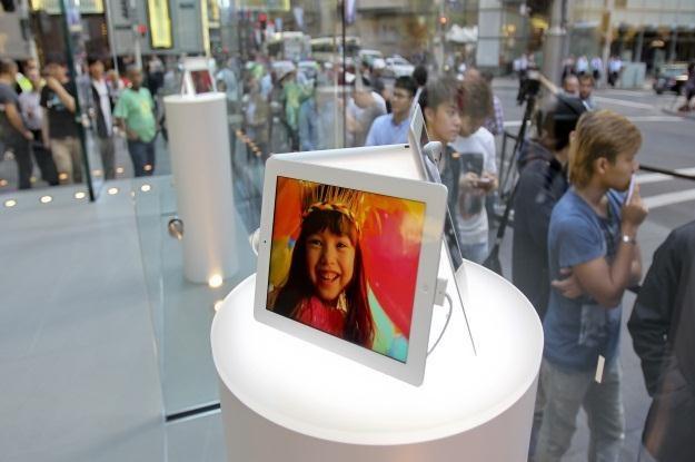 Nowy tablet Apple to klasa sama w sobie /AFP