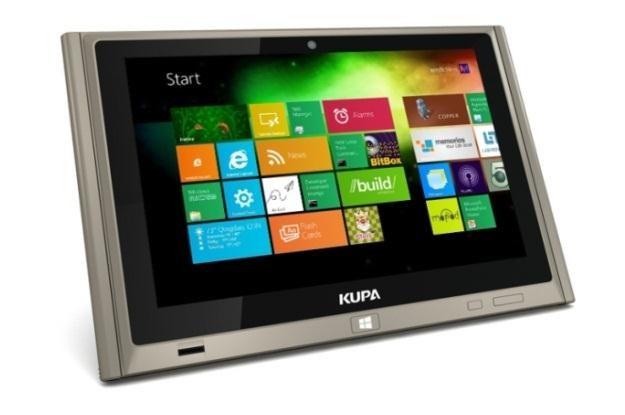 Nowy tablet firmy Kupa prezentuje się interesująco /materiały prasowe