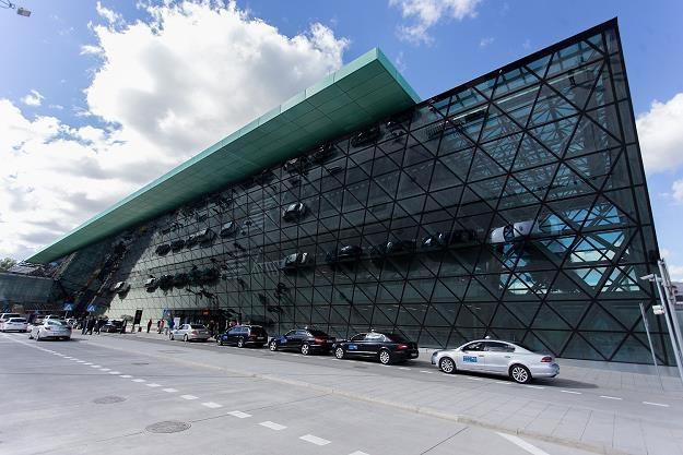 Nowy terminal Kraków Airport /