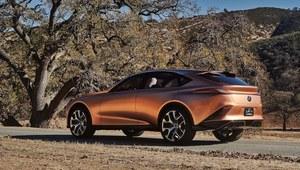 Nowy, topowy SUV Lexusa coraz bliżej?