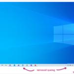 Nowy tryb dotykowy w Windows 10
