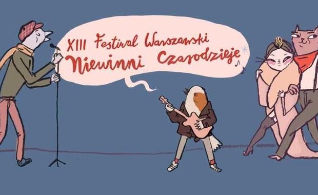 """Nowy tydzień w kulturze: Trwa festiwal """"Niewinni czarodzieje"""""""