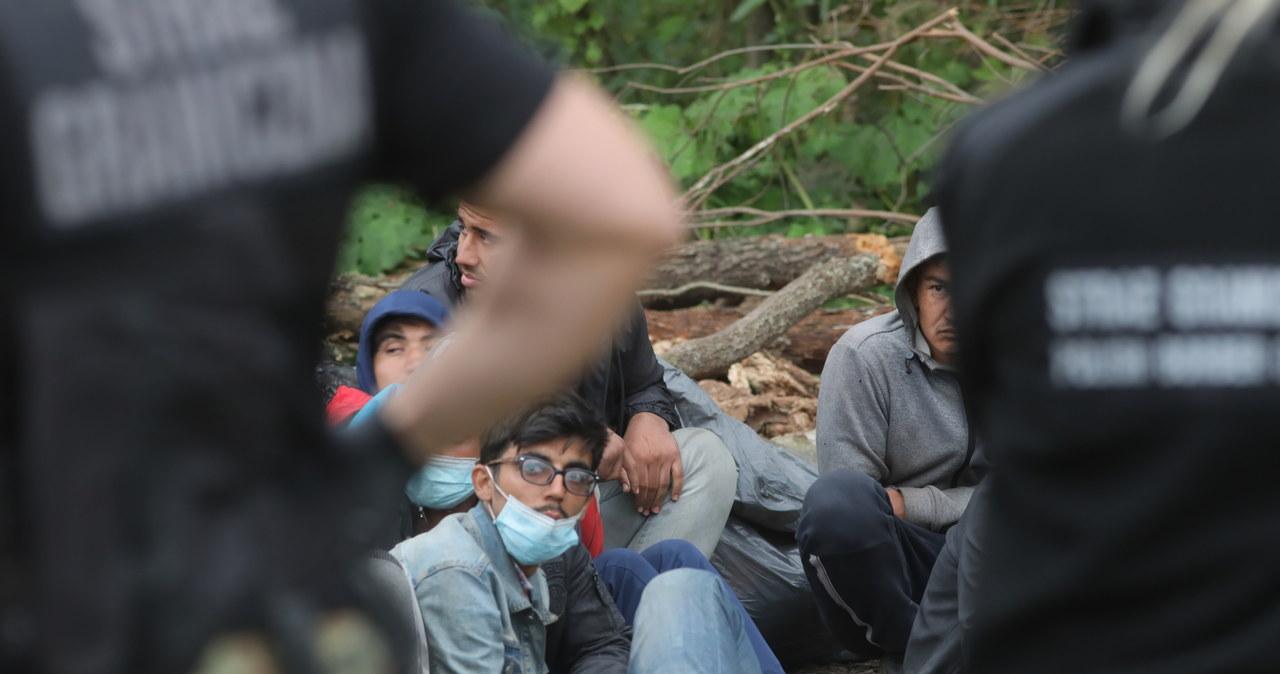 Nowy tydzień w polityce: Migranci na polsko-białoruskiej granicy, wniosek o odwołanie Witek