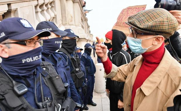 Nowy tydzień w polityce: Pandemia i protesty przeciwko decyzji TK ws. aborcji