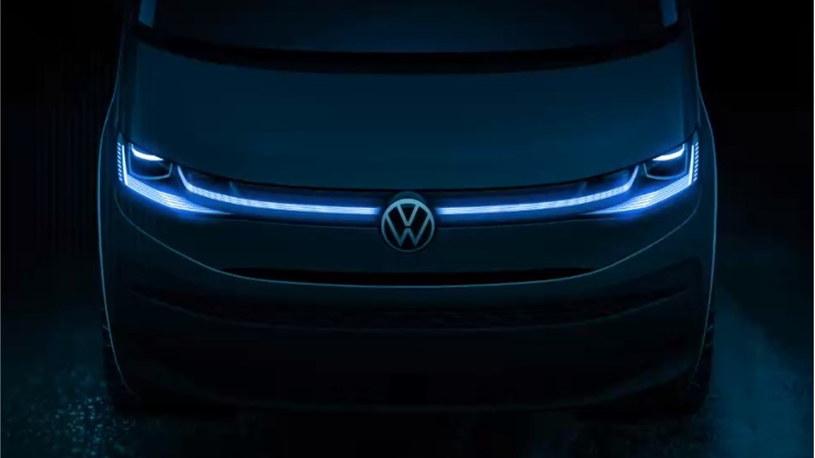 Nowy Volkswagen Multivan /