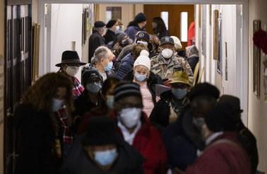 Nowy wariant koronawirusa w USA. Naukowcy zaniepokojeni