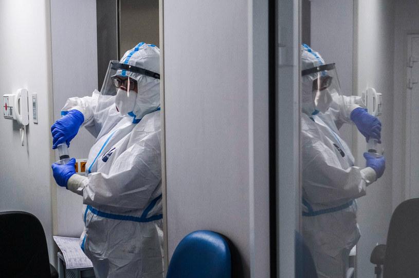 Nowy wariant koronawirusa został identyfikowany w zeszłym tygodniu /Omar Marques/Anadolu Agency via Getty Images /Getty Images