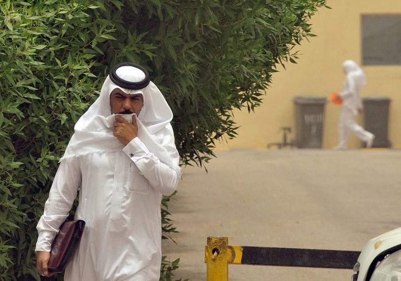 Nowy wirus pochodzi z Bliskiego Wschodu /AFP