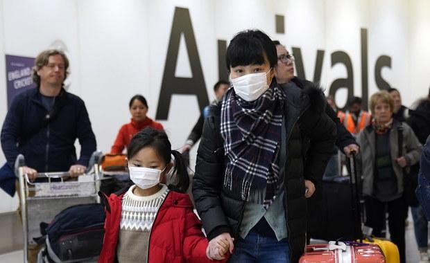 Nowy wirus w Chinach zyskał nazwę. Źródłem zakażenia 2019-nCoV mogą być węże