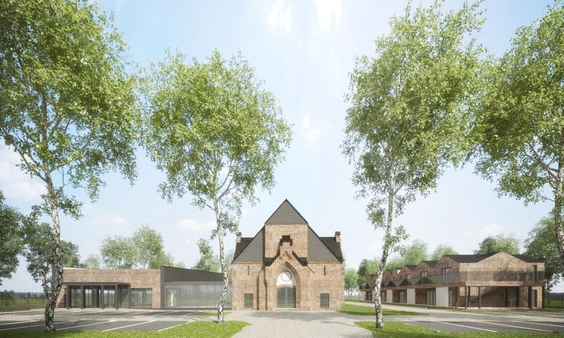 Nowy właściciel budynku po kościele ewangelickim stworzył plan nowego zagospodarowania tego miejsca /INTERIA.PL/materiały prasowe