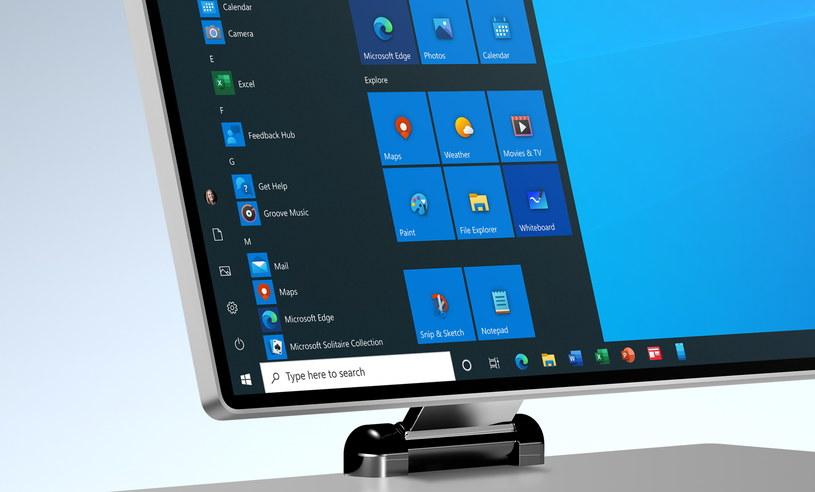 Nowy wygląd ikon Windowsa 10 /materiały prasowe