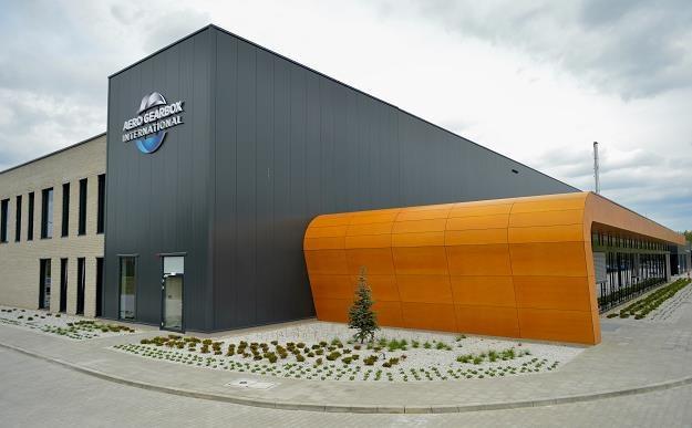 Nowy zakład lotniczy Aero Gearbox International w Ropczycach /PAP