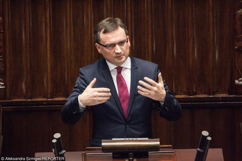 Nowym prokuratorem generalnym będzie Zbigniew Ziobro /Aleksandra Szmigiel-Wiśniewska /Reporter