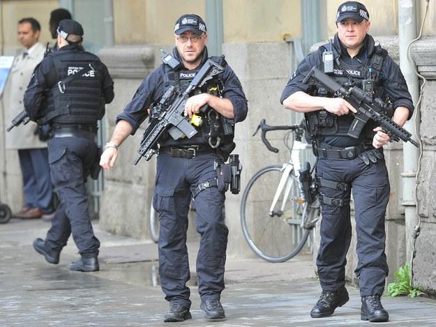 Nożownik w Manchesterze. Jest podejrzany o atak terrorystyczny