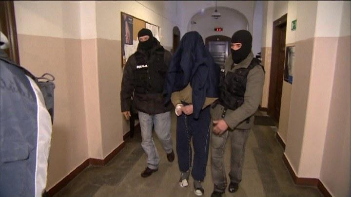 Nożownik z Sopotu aresztowany. Zaatakował syna znanego biznesmena /TVN24/x-news