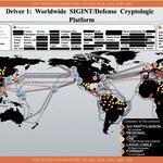 NSA szpieguje 50 tys. sieci komputerowych