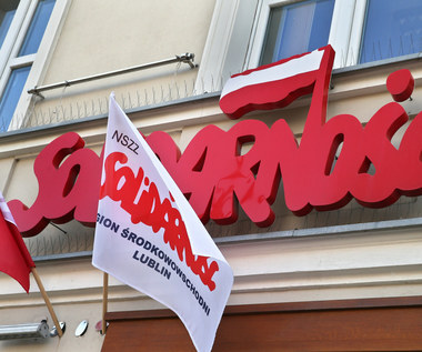 """NSZZ Solidarność: Najpierw """"Nowy Ład"""", potem OFE"""