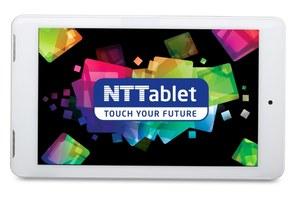 NTTablet 407 - czterordzeniowy tablet za rozsądną cenę