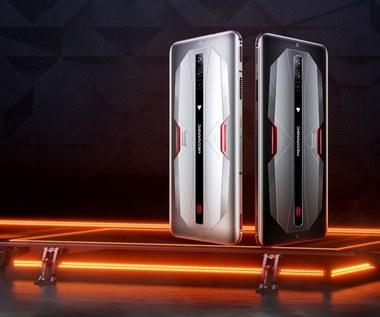 Nubia Red Magic 6 – smartfon z wyświetlaczem 165 Hz i 18 GB RAM