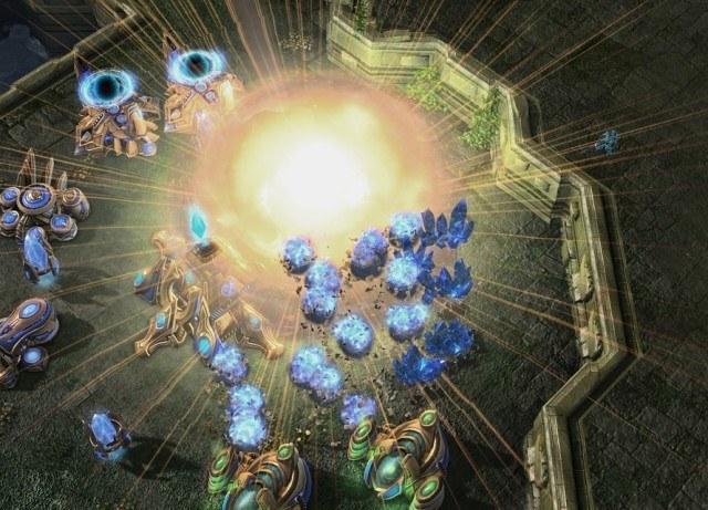 StarCraft 2 dobiera się