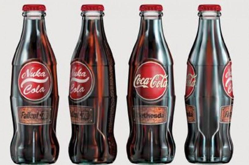 Nuka Cola /materiały prasowe