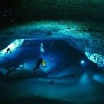 Nurek jaskiniowy - zawód bardzo ekstremalny