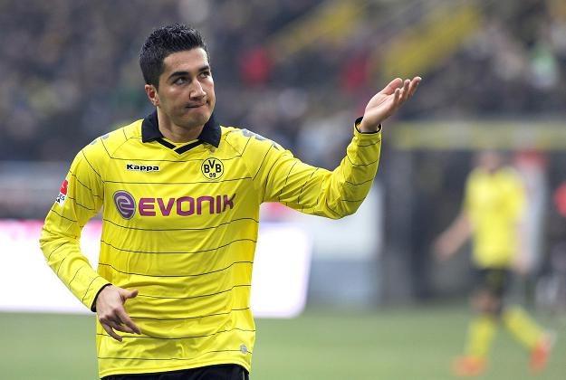 Nuri Sahin negocjuje z Borussią Dortmund nowy kontrakt /AFP