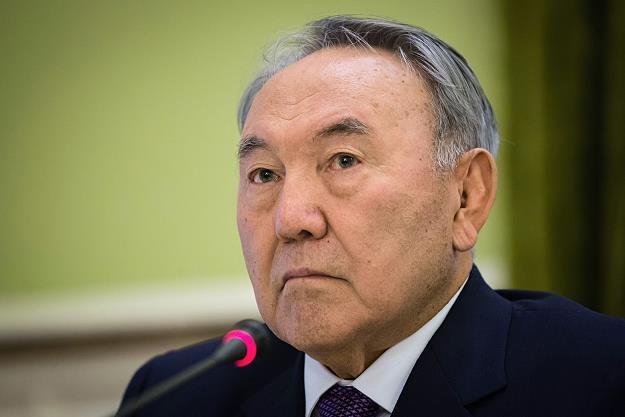 Nursułtan Nazarbajew - prezydent Kazachstanu /©123RF/PICSEL