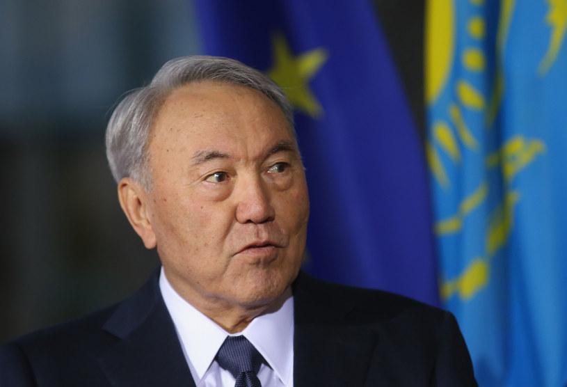 Nursułtan Nazarbajew /Sean Gallup /Getty Images