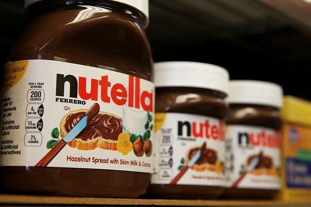 Nutella potaniała o 70 proc. i... zaczęły się problemy. Fot. Justin Sullivan /Getty Images/Flash Press Media