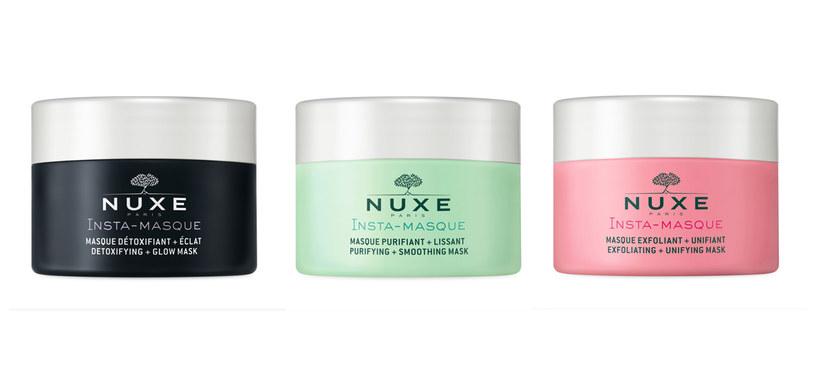 Nuxe Insta-Masque /materiały prasowe
