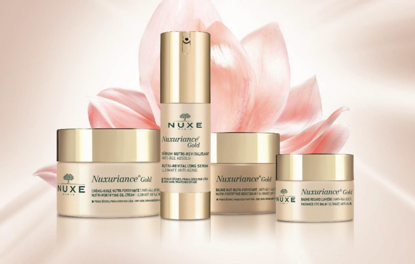 NUXE: Nuxuriance Gold /materiały prasowe