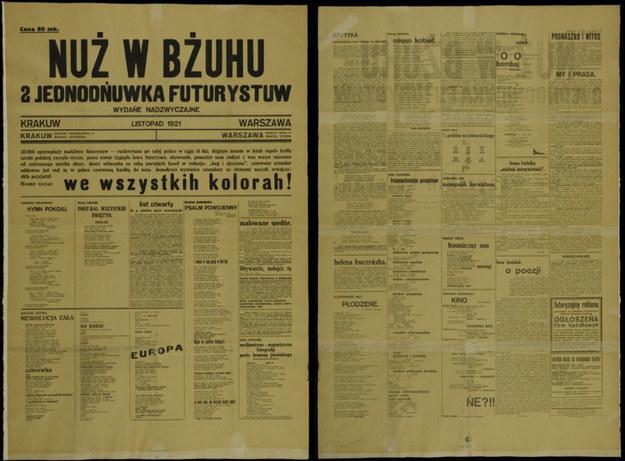 13 Listopada 1921 R Nuż W Bżuhu Mobilna Interia W