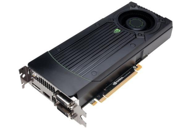 Nvidia GeForce GTX 670 /materiały prasowe