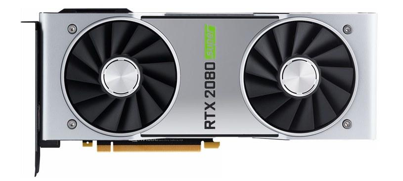 NVIDIA GeForce RTX 2080 /materiały prasowe