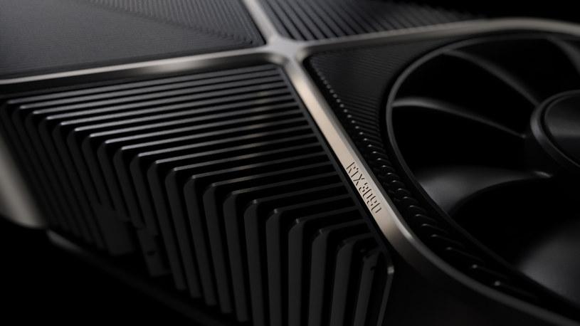 Nvidia GeGorce 3090 /materiały prasowe