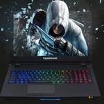 NVIDIA Pascal  w najnowszy laptopach firmy Hyperbook
