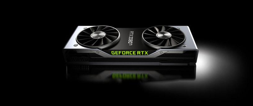 Nvidia RTX /materiały prasowe