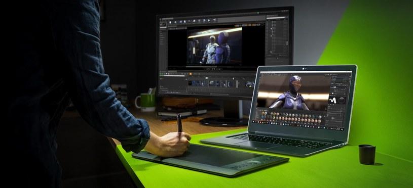 NVIDIA Studio /materiały prasowe