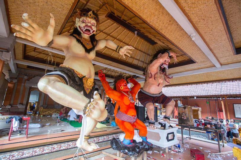 Nyepi na Bali /123RF/PICSEL