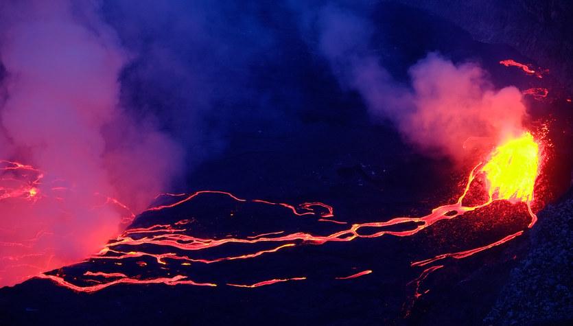 Nyiragongo, czyli życie w cieniu wulkanu