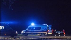 Nysa: Pięć ofiar wypadku. Wśród nich dziecko