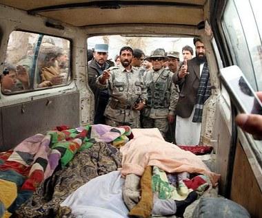 """""""NYT"""" ujawnia szczegóły ataku żołnierza USA na afgańskich cywilów"""