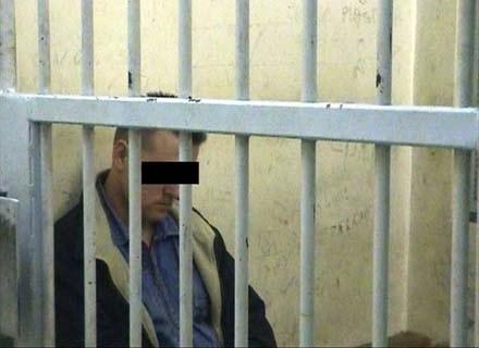 Nz. mężczyzna, który zaspakajał się w obecności dzieci/fot. Andrzej Zbraniecki /Agencja SE/East News