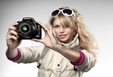 O amatorach przypomniał sobie także Canon. Na zdjęciu EOS 1000D /materiały prasowe