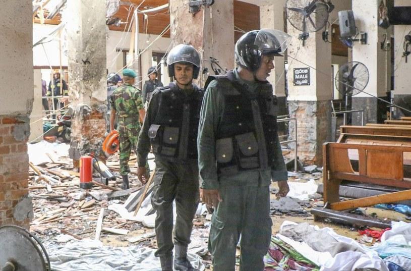 O bombowych zamachach na Sri Lance mówił w kwietniu cały świat /Getty Images