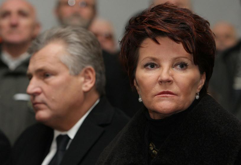 O chorobie byłej pary prezydenckiej powiadomiło biuro Aleksandra Kwaśniewskiego /Bartosz Krupa /East News